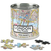 Magneet puzzel London