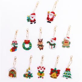 12 Kerstfiguren