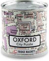 Magneet puzzel Oxford