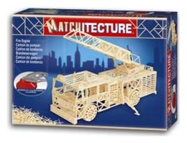 Matchitecture Fire Engine