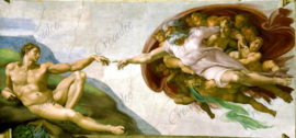 Creation Adam - Michelangelo