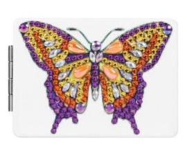 Zakspiegel - vlinder - VERWACHT