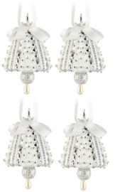 Tiny Chimes White/Silver
