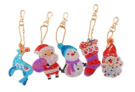 5 Kerstfiguren