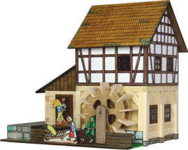 Timbered Watermill
