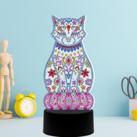 Poes lamp