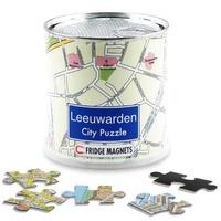 Magneet puzzel Leeuwarden