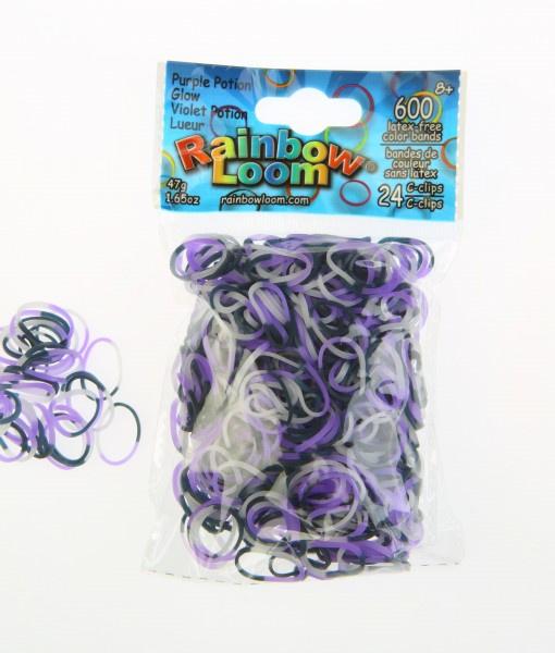 Glow Purple potion