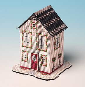 Paper Town - Rose Tree House