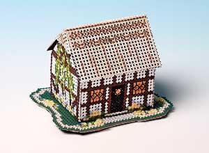 Paper Town -  Primrose Cottage