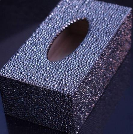 Tissue box - Jet