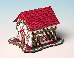 Paper Town -  Woodland Cottage