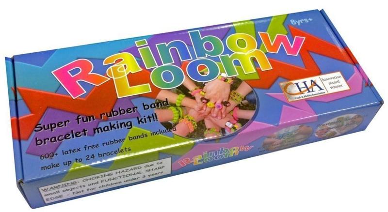 Rainbow Loom kit (oude versie)