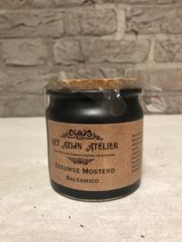 Balsamico Mosterd 270 ml.