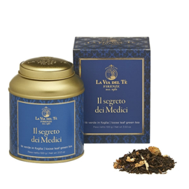 Secreto di Medici thee 100 grams blikje