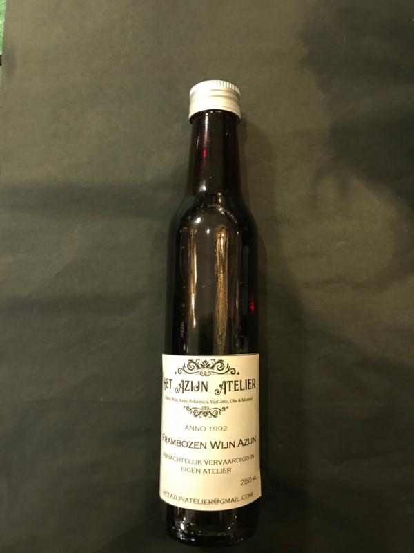 Frambozen Edik 250 ml.