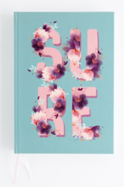 Bullet journal Romantic Sure - Gouden Lijntjes