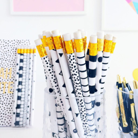 Studio Stationery - Pretty Prints Pencil