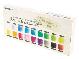 Studio Light Aquarelset Watercolor Jenine's Mindful 2.0 nr 01