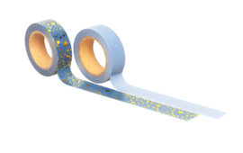 Wowgoods washi Tape - Splashed out set van 2