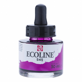 Talens Ecoline Waterverf - 545 Roodviolet