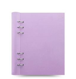 Filofax Clipbook Classic  Pastels A5 - Orchid