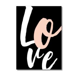Love | Ansichtkaart