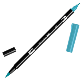 Tombow ABT Dual Brush Pen 407 Tiki Teal