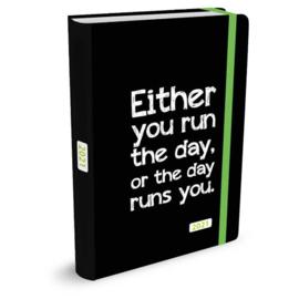 Agenda 2021| Run the day Compact 16-maands