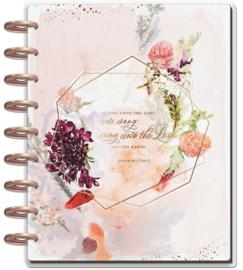 Happy Planner  Classic 12 mnd ongedateerd - Faith
