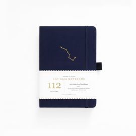Archer & Olive  Dotted Notebook B6 - Night Sky