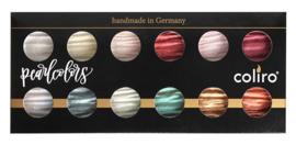 Finetec Pearl Color set12 colors