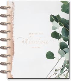 Happy Planner  Classic - Wedding Planner - Wedding Adventure