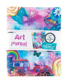 Studio Light Ringbinder Art Journal Art By Marlene 5.0 nr.09