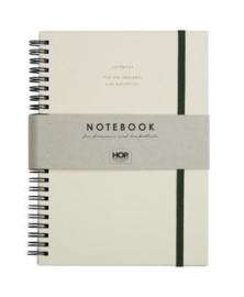Notebook Big - Honey Nude A5