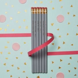For Good Measure Pencil Set