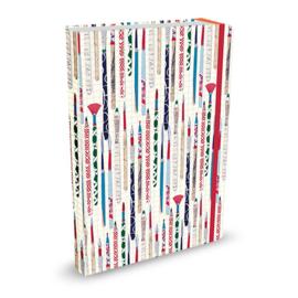 Peter Pauper Studio notitieboek - gelinieerd