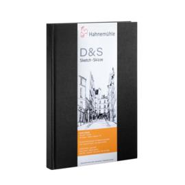 Hahnemühle D&S Sketchbook 140 gr A5