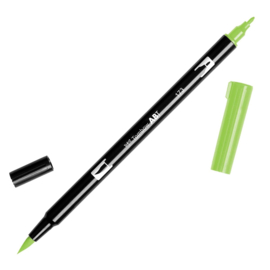 Tombow ABT Dual Brush Pen 173 Willow Green