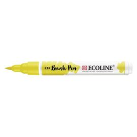Talens Ecoline Brush Pen - 233 Chartreuse