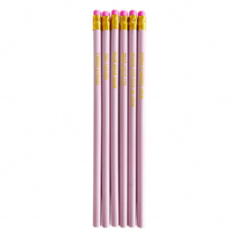 Studio Stationery - Pretty Pink Pencil