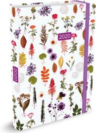 Studio Onszelf Agenda 2020 Botanical Compact