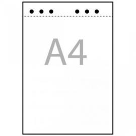 MyArtBook  A4  kraft papier - 110 gr grijs