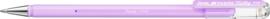 Pentel Hybrid Milky Gel Roller Pen - Pastel Paars