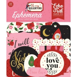 Echo Park - Be My Valentine Collection - Ephemera