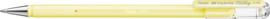 Pentel Hybrid Milky Gel Roller Pen - Pastel Geel