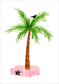 Kaart 'Palmboom'