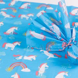 Vloeipapier - Magical Unicorn (1 vel)