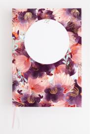 Bullet journal Romantic Flower Gouden Lijntjes
