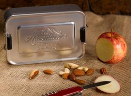 Aluminium lunchbox Zilver | Gentlemen's Hardware